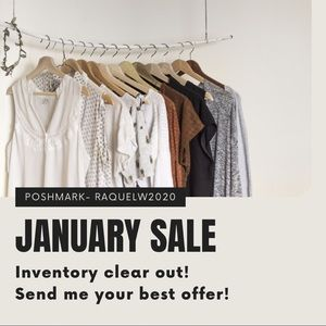 Inventory clear out!